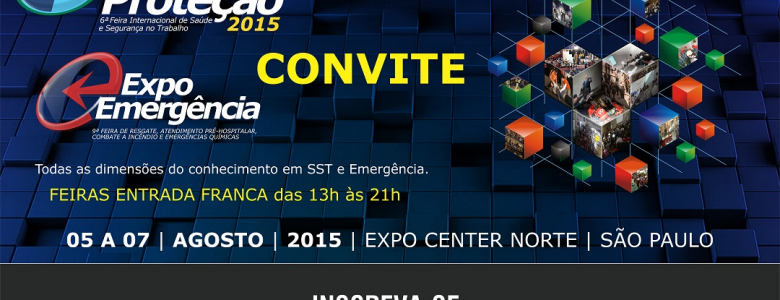 Convite expo protecao